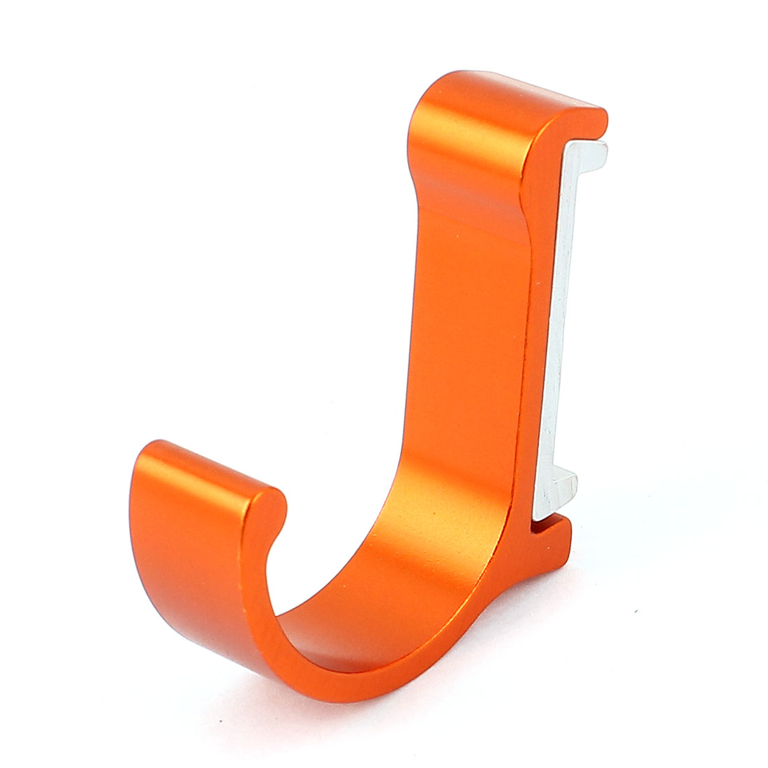 Bathroom Kitchen Wall Door Hook Clothes Hat Towel Robe Holder Hanger Orange