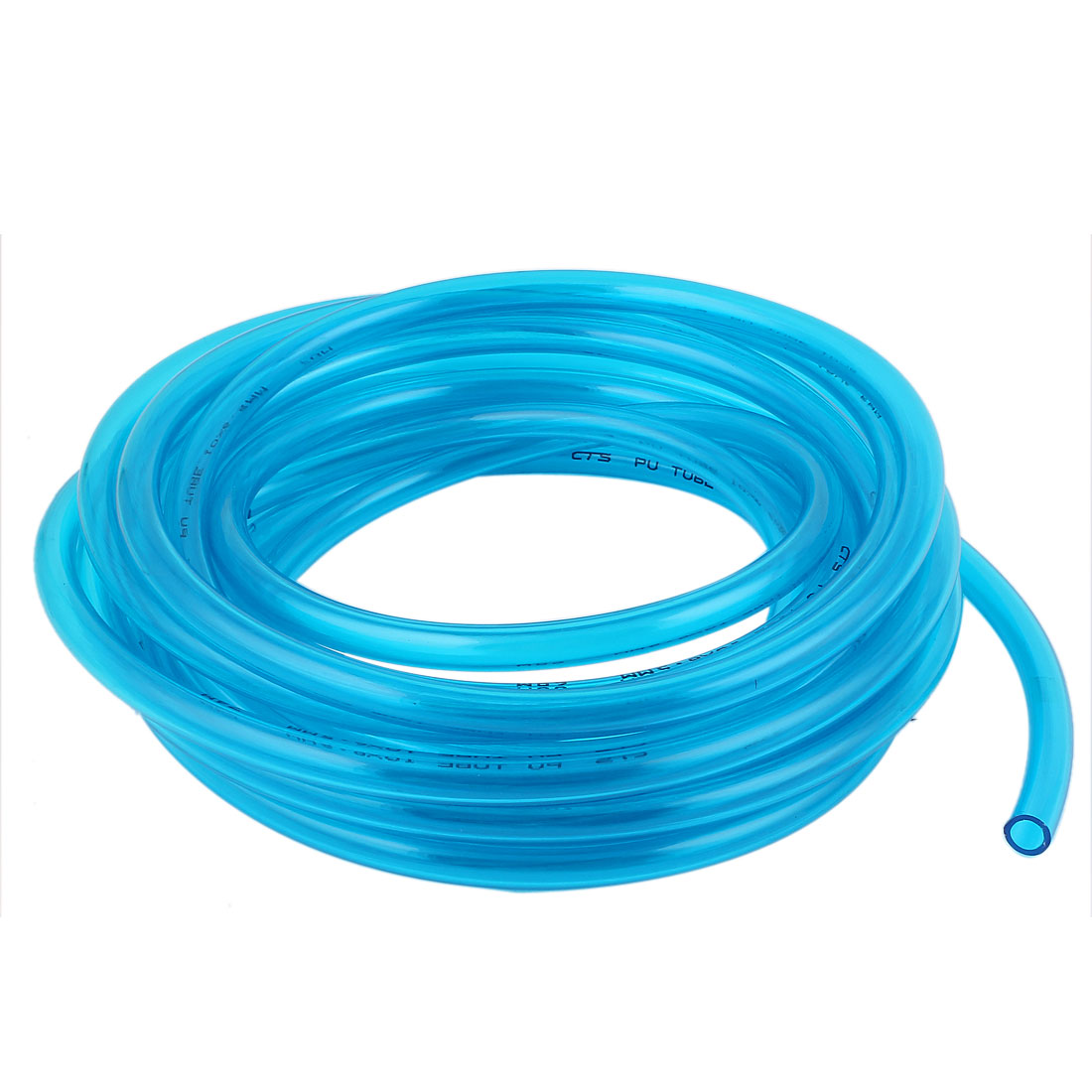 PU Polyurethane Tubing 12mm x 8mm Dia 8M 26Ft Air Tube for Connector Fitting
