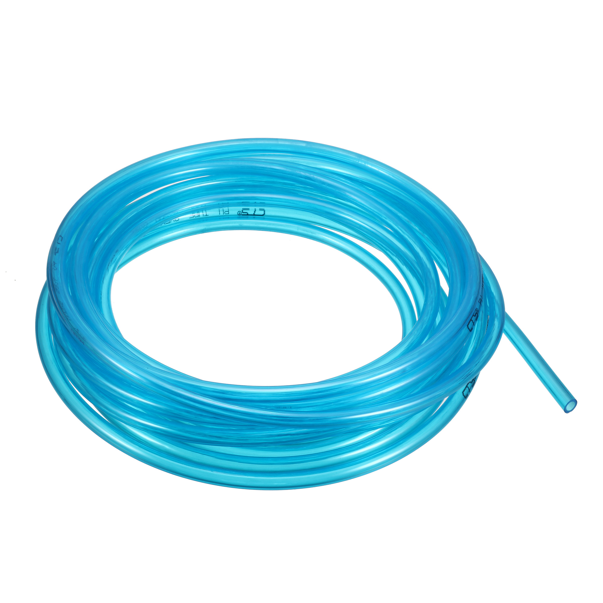 PU Polyurethane Tubing 8mm x 5mm Dia 8M 26Ft Air Tube for Connector Fitting