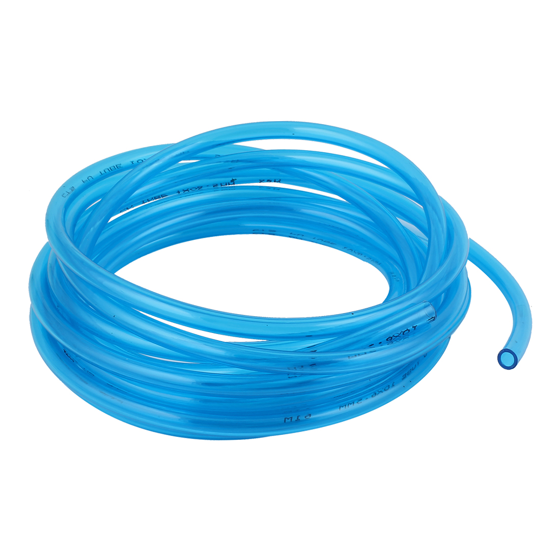 PU Polyurethane Tubing 10mm x 6.5mm Dia 6M 20Ft Air Tube for Push To Connect Fitting