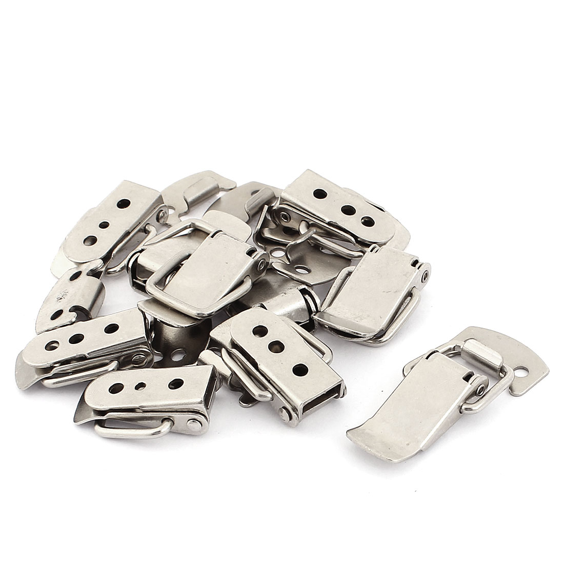 10 Pcs Case Box Chest Spring Suitcase Draw Lock Toggle Latch