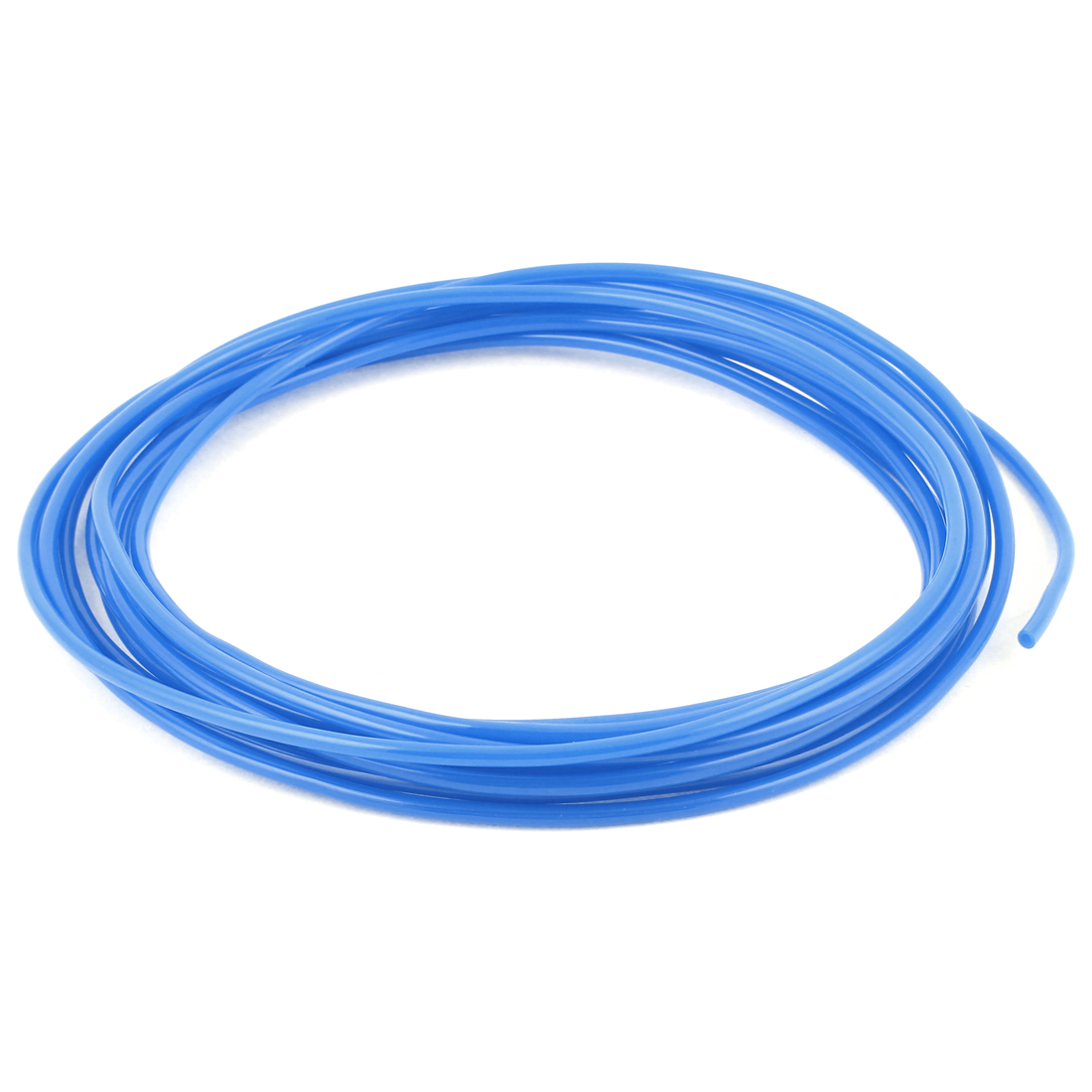 4mm OD 2.5mm ID Polyurethane PU Pneumatic Air Tubing Pipe Hose 6M Blue