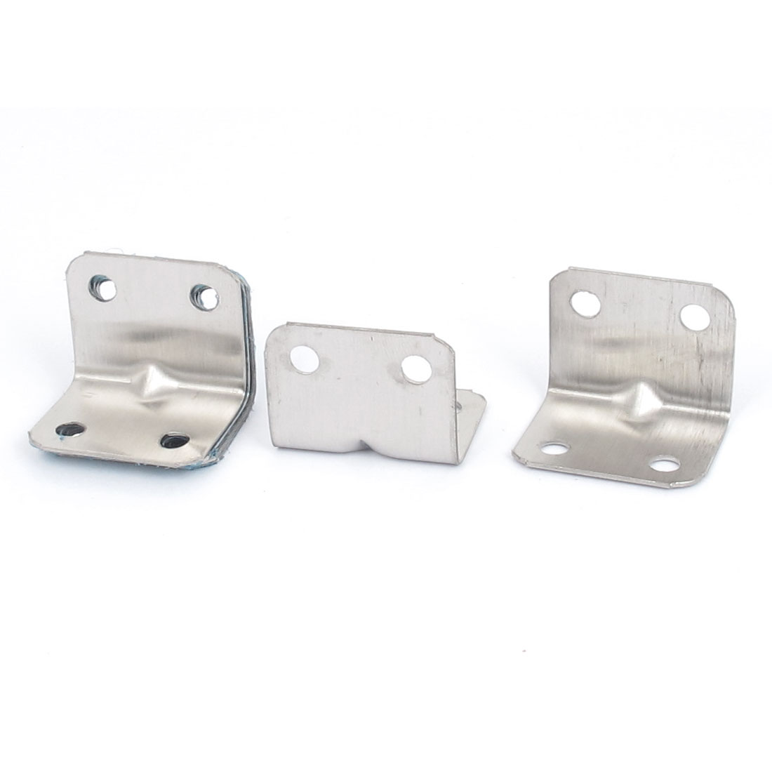 6 Pcs 32mmx25mm Corner Brace Joint Right Angle Bracket Supports