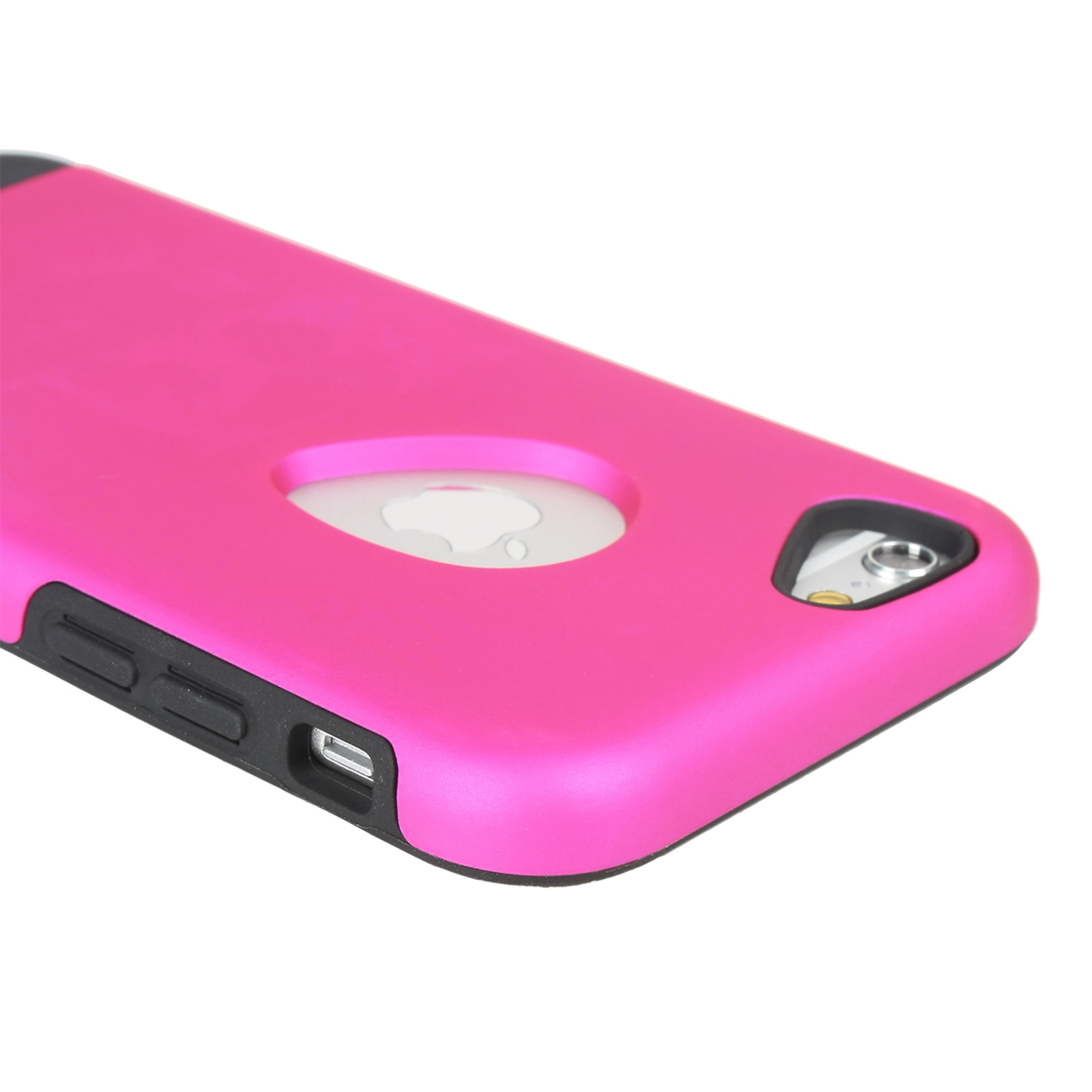 Magenta for iphone 6 Case Combo Hybrid Shockproof Hard Cover