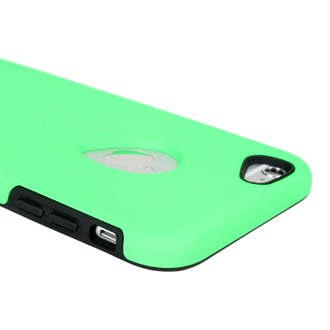 Green Cover for Iphone 6 Plus Case Combo Hybrid Shockproof Hard