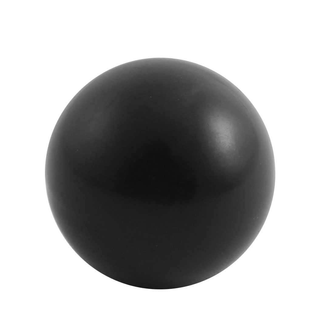 Plastic Ball Shape Joystick Machine Control Knob for Lathe Tractor Black