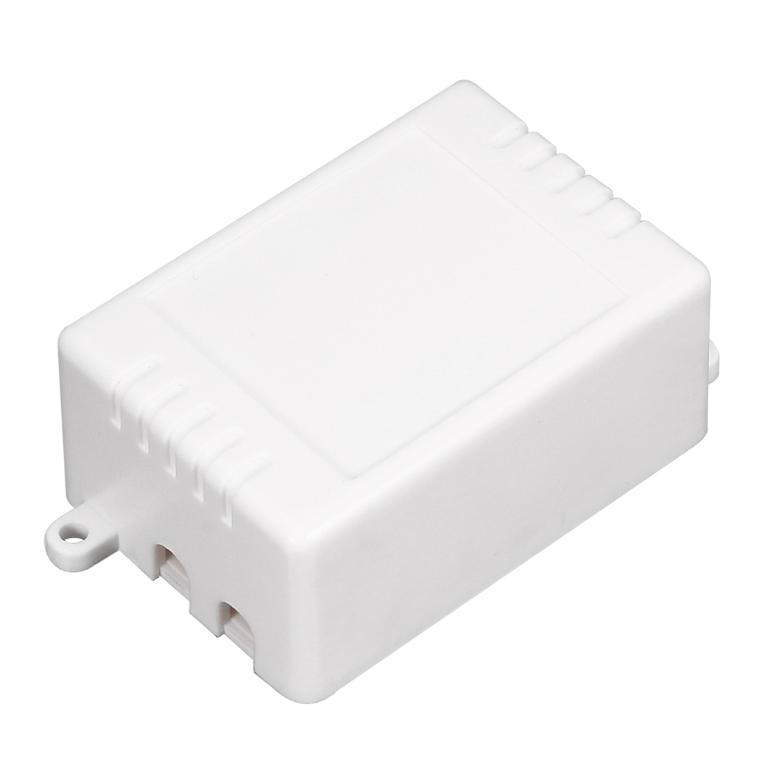 White 50 x 35 x 22mm Plastic Case Junction Box for LED Driver Module Sensors