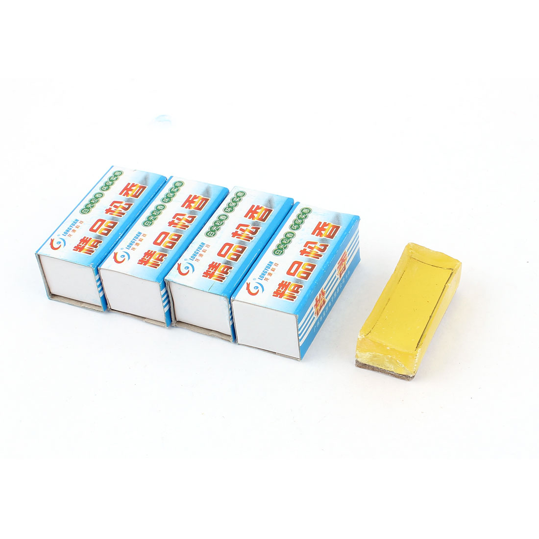 5 Pcs Soldering Tin Paste Solder Rosin Flux 50mm x 20mm x 20mm