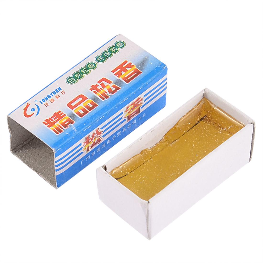 Soldering Tin Paste Solder Rosin Flux 44mm x 16mm x 16mm