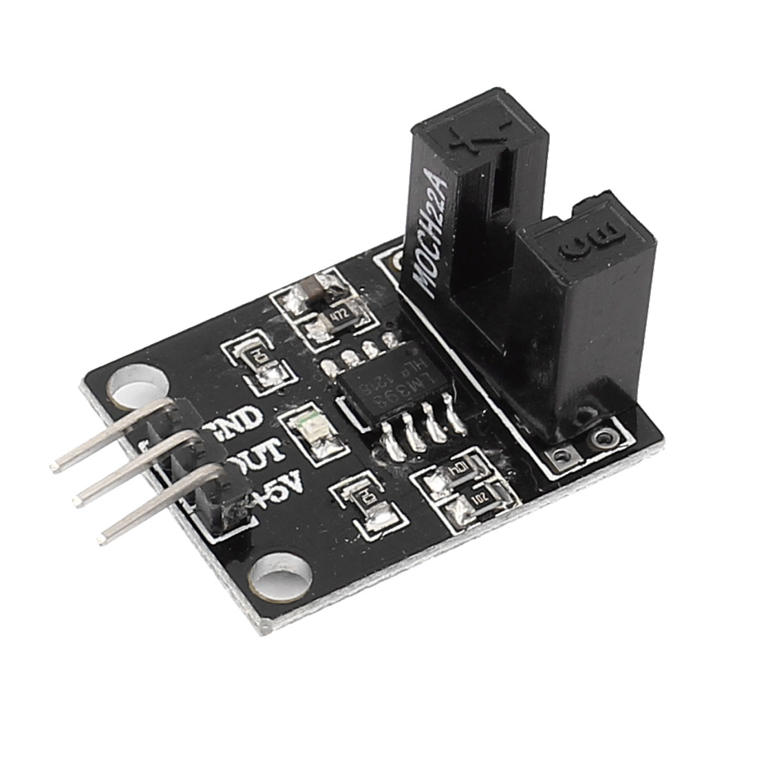 IR Infrared Photoelectric Counting Sensor Detection Module