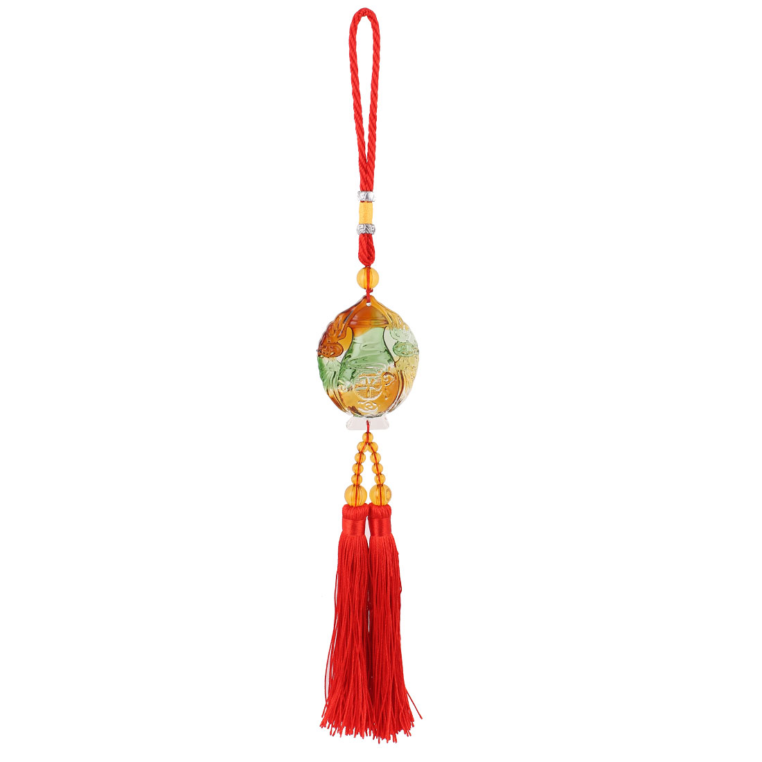Auto Car Hanging Pendant Tassel Decoration Ornaments