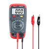 Compact Size Pro Capacitance Meter Digital Tester 9 Range 0.1pF-20000uF