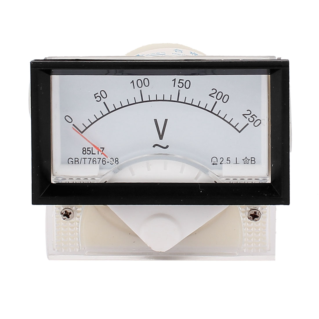 AC 0-250V Class 2.5 Analog Panel Volt Voltage Meter Voltmeter Gauge