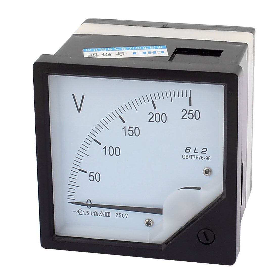 AC 0-250V Analog Panel Volt Voltage Meter Voltmeter Gauge
