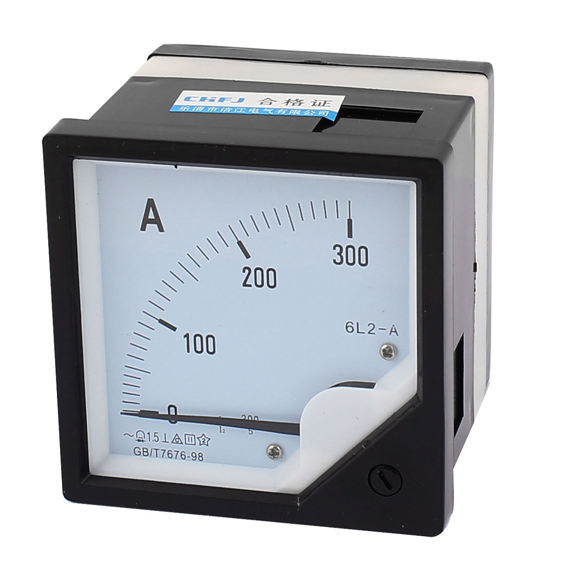 AC 0-300A Analog Ammeter Analogue Panel Ampmeter Current Meter Gauge