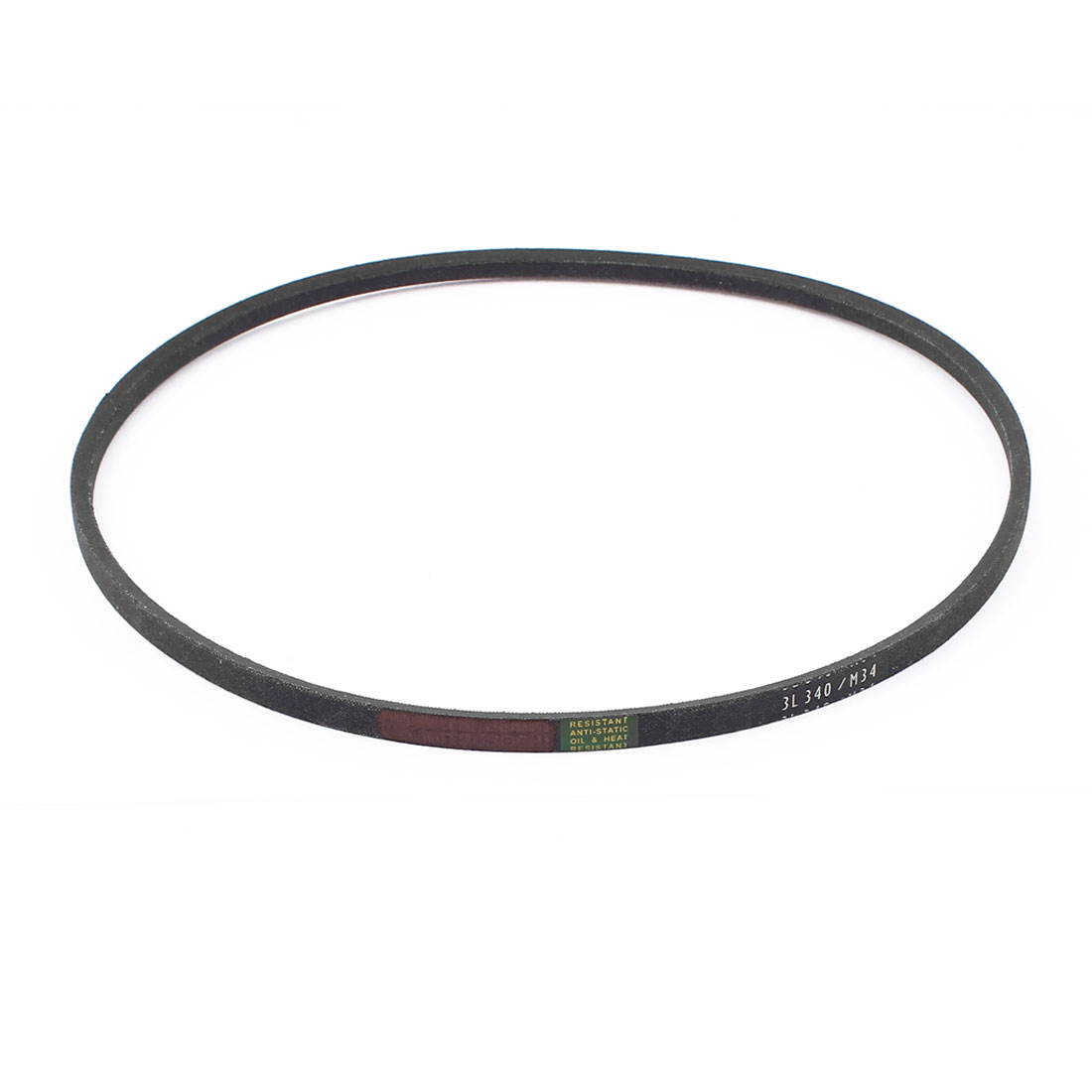 "Industrial Machine Transmission Replacement V Belt M34 3/8"" x 34"""