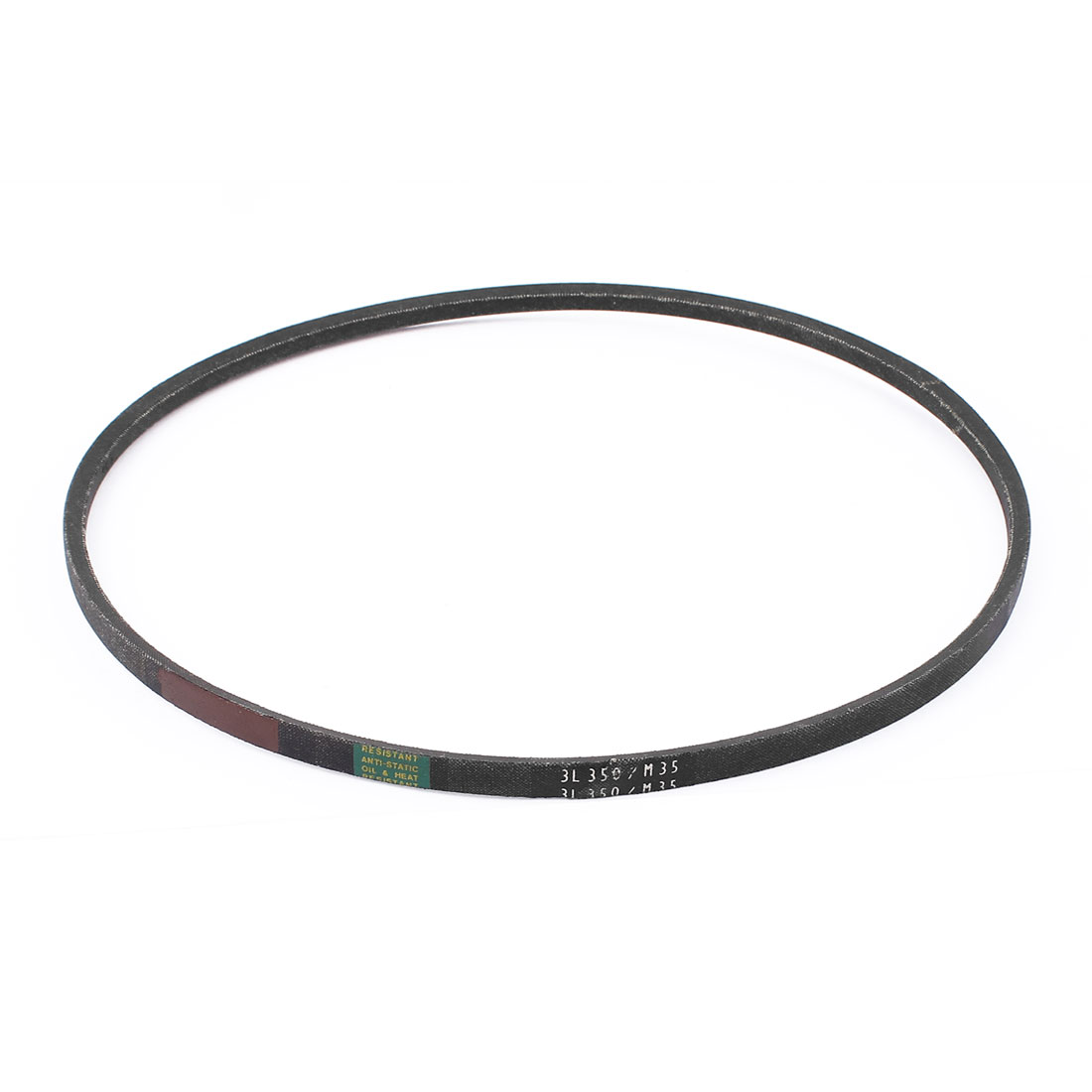 Industrial Machine Transmission Replacement M35 V Belt Black