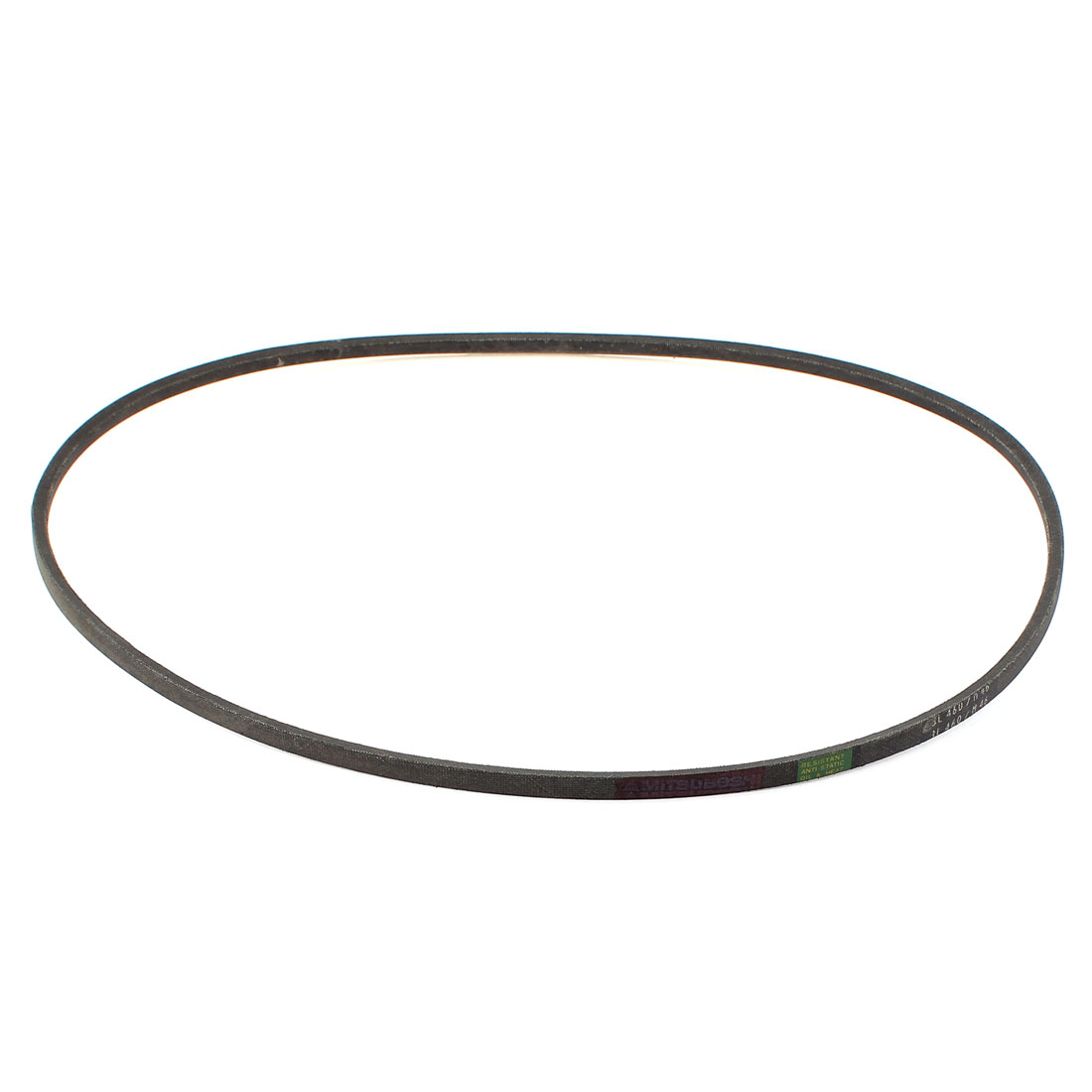 Industrial Machine Transmission Replacement 3L 460 M46 V Belt Black