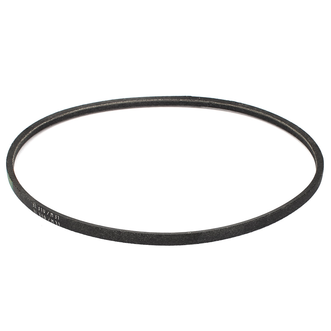 "Industrial Machine Transmission M Type 31"" Inner Girth V Belt Black"