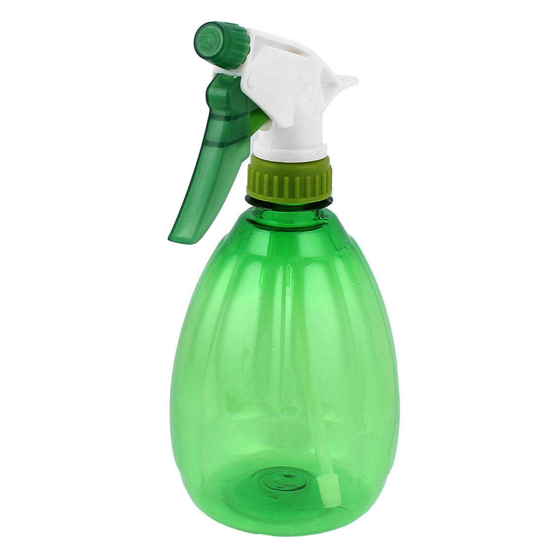 Cleaning Gardening Hand Trigger Water Sprayer Nozzle Spray Bottle Green 500ml