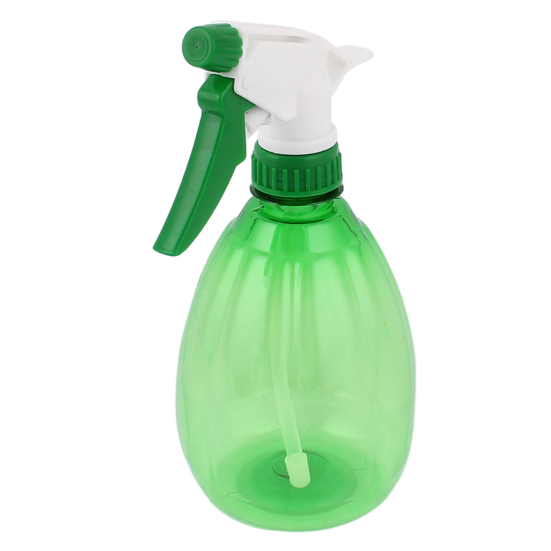 Handheld Makeup Nozzle Head Water Sprayer Mist Spray Bottle Green 500ml