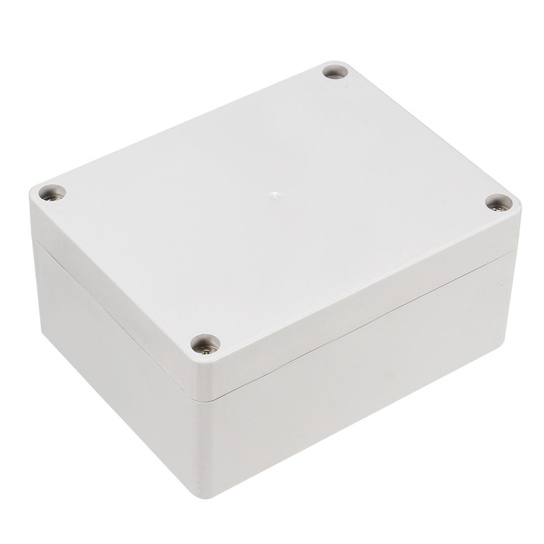 Dustproof IP65 Plastic Electronic Enclosure Project Case Junction Box 115mmx90mmx55mm