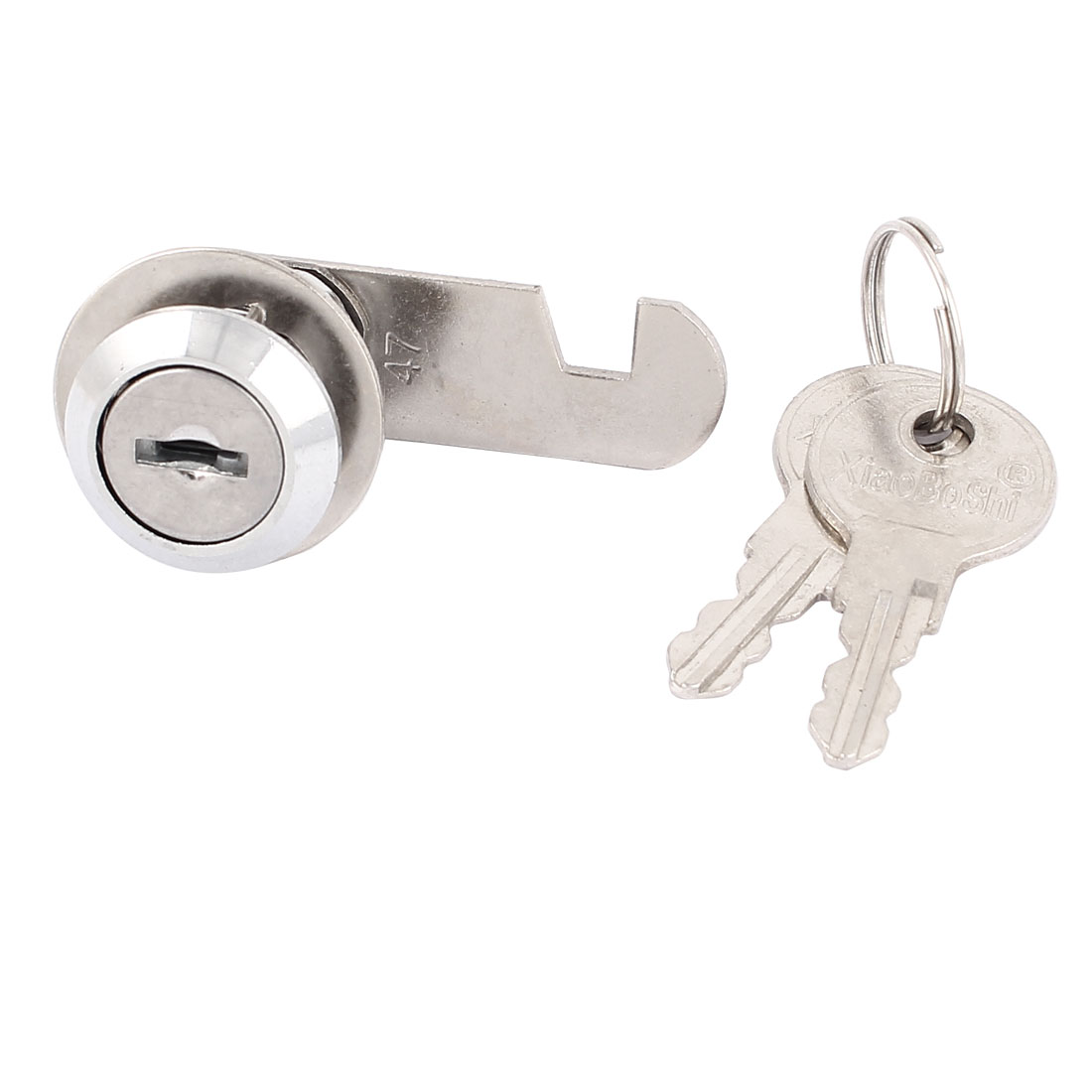 Door Cabinet Mailbox Drawer Security Tubular Cam Lock Camlock w 2 Keys