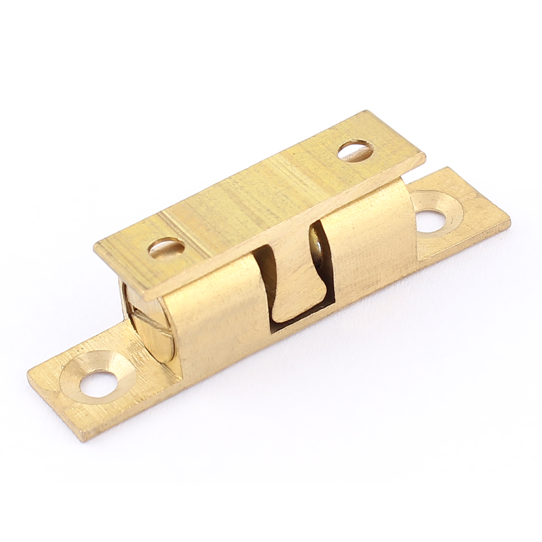 "2"" Length Cabinet Cupboard Closet Double Ball Roller Door Latch Catch"