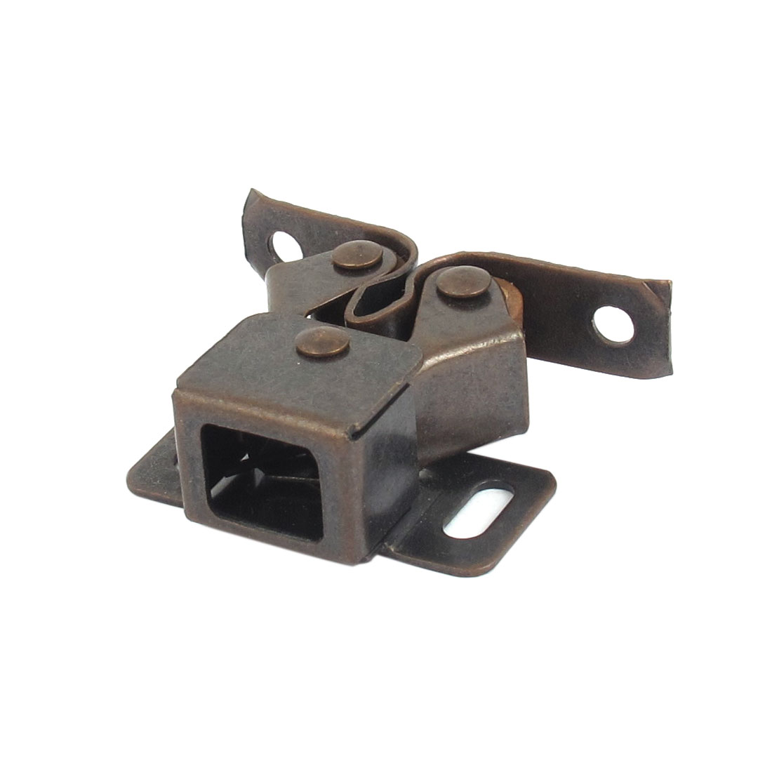Cupboard Cabinet Caravan Door Metal Double Roller Catch Latch Hardware