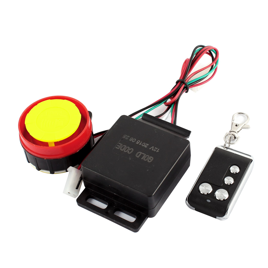 Anti-theft Security Safety Alarm System Remote Controller for Motorcycle Scooter