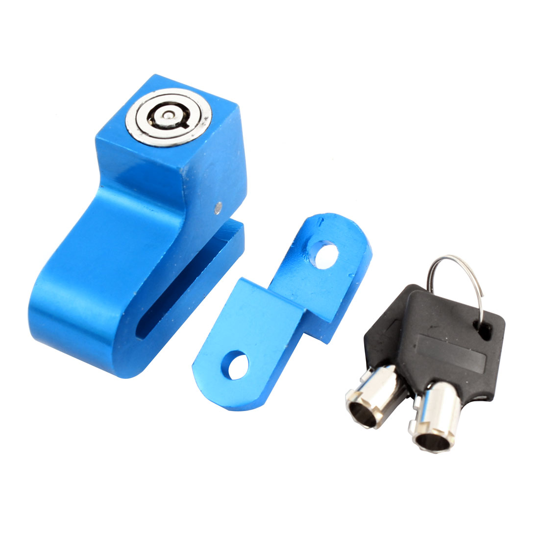 Motorbike Motorcycle Scooter Anti Thief Security Wheel Disc Brake Lock