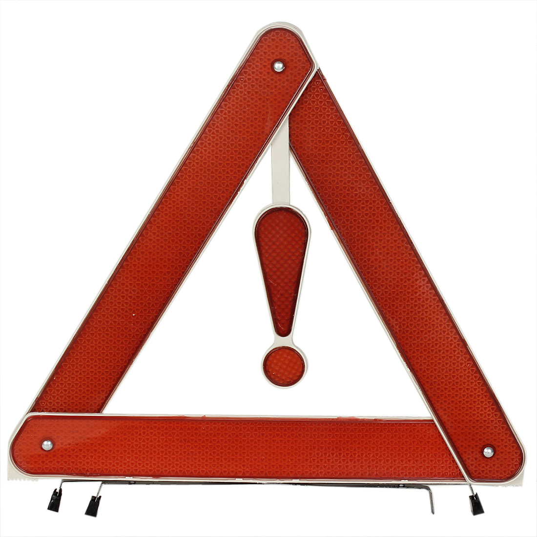 Highway Road Emergency Foldable Reflective Parking Triangle Warning Sign for Car