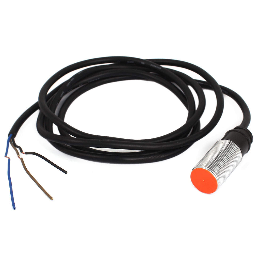 DC 10-30V PR18-5DP 3-Wires NO Approach Inductive 5mm Proximity Sensor Switch