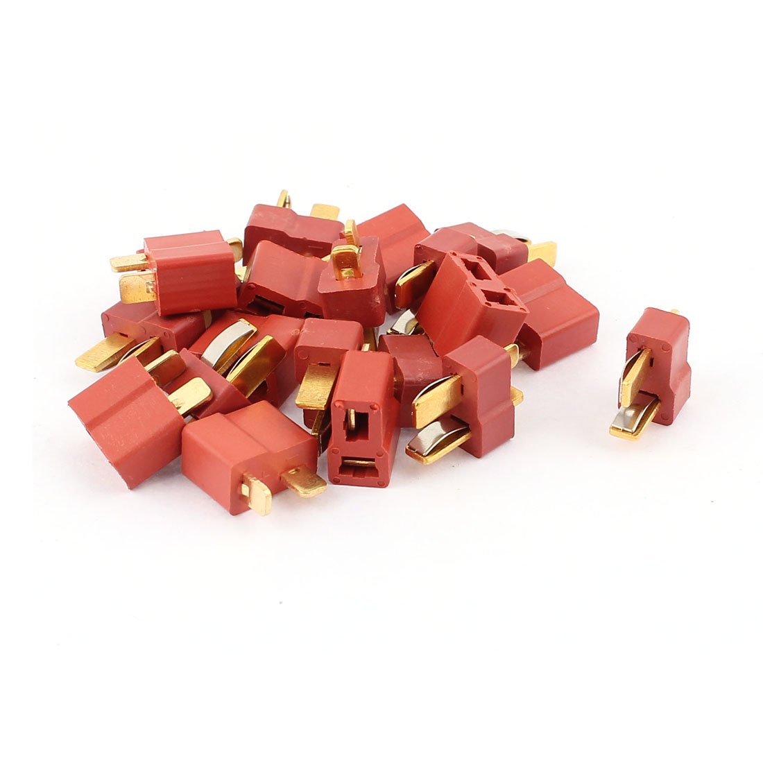 10Pairs Female Male Ultra T Connectors for RC LiPo Battery