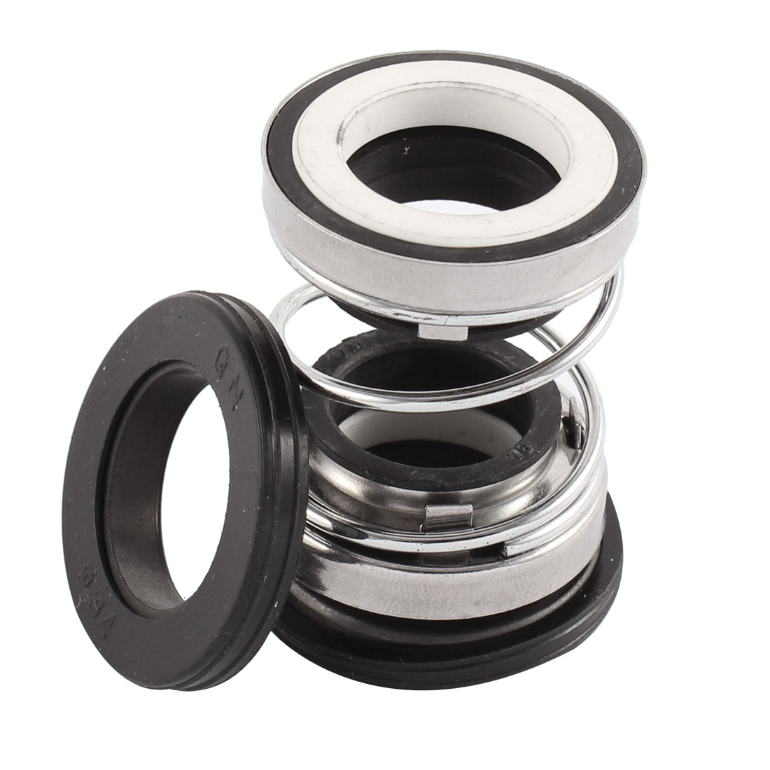 Metal Spring 18mm Internal Diameter Rubber Bellow Water Pump Mechanical Seal