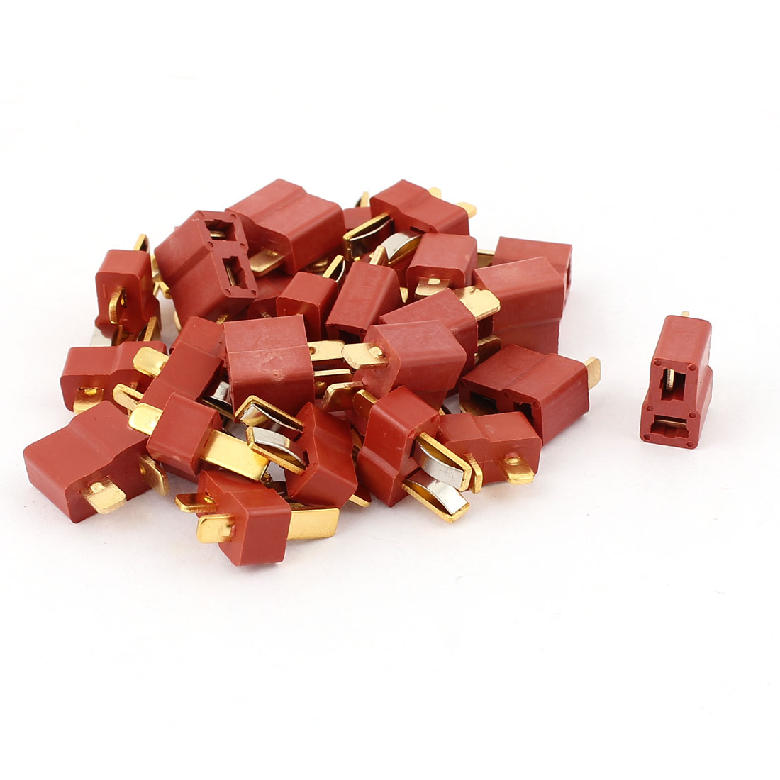 RC Lipo Battery Helicopter Male Female T Connectors 14 Pairs