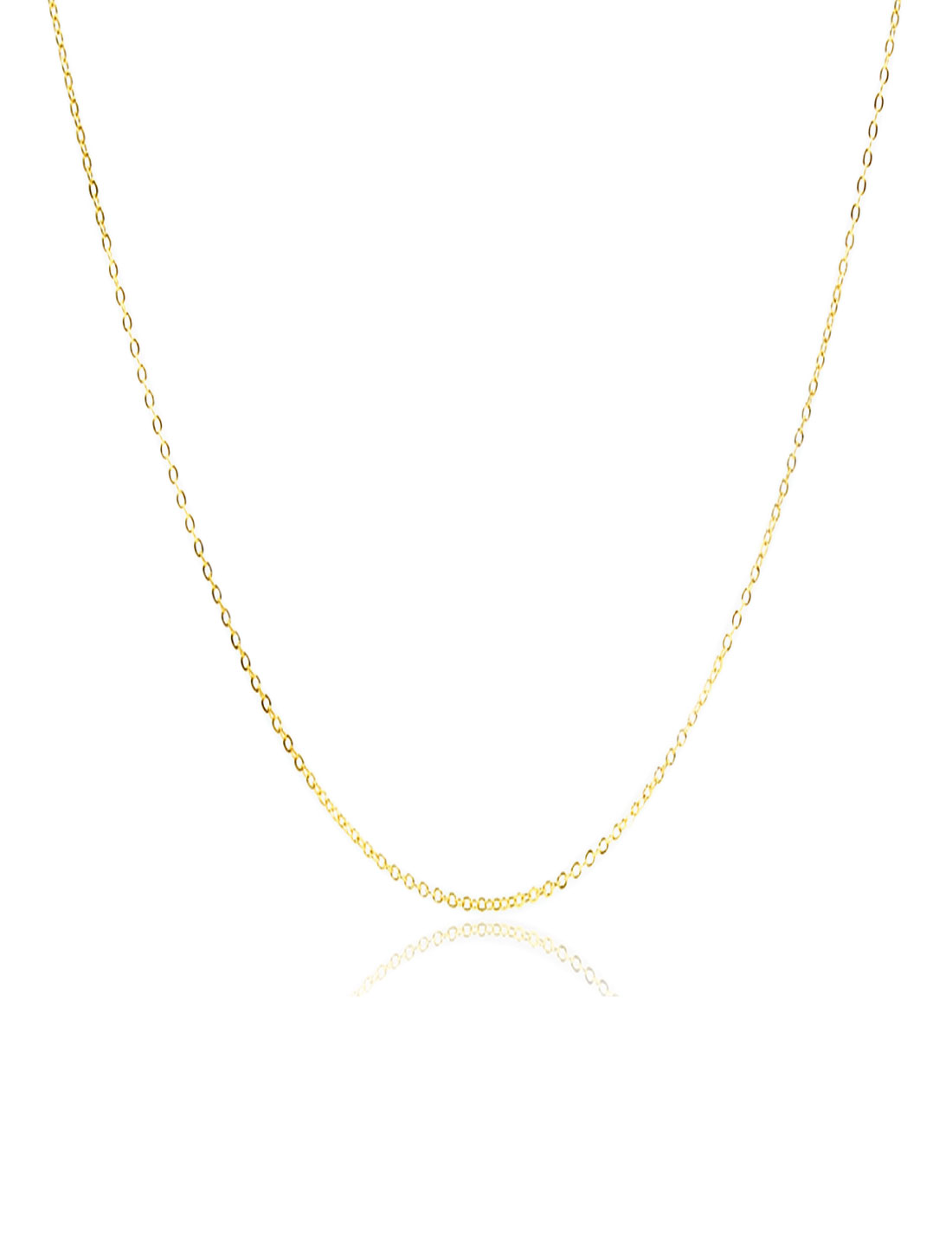 "Hot Fashion 18"" Gold Tone Chain Necklace for Pendant"