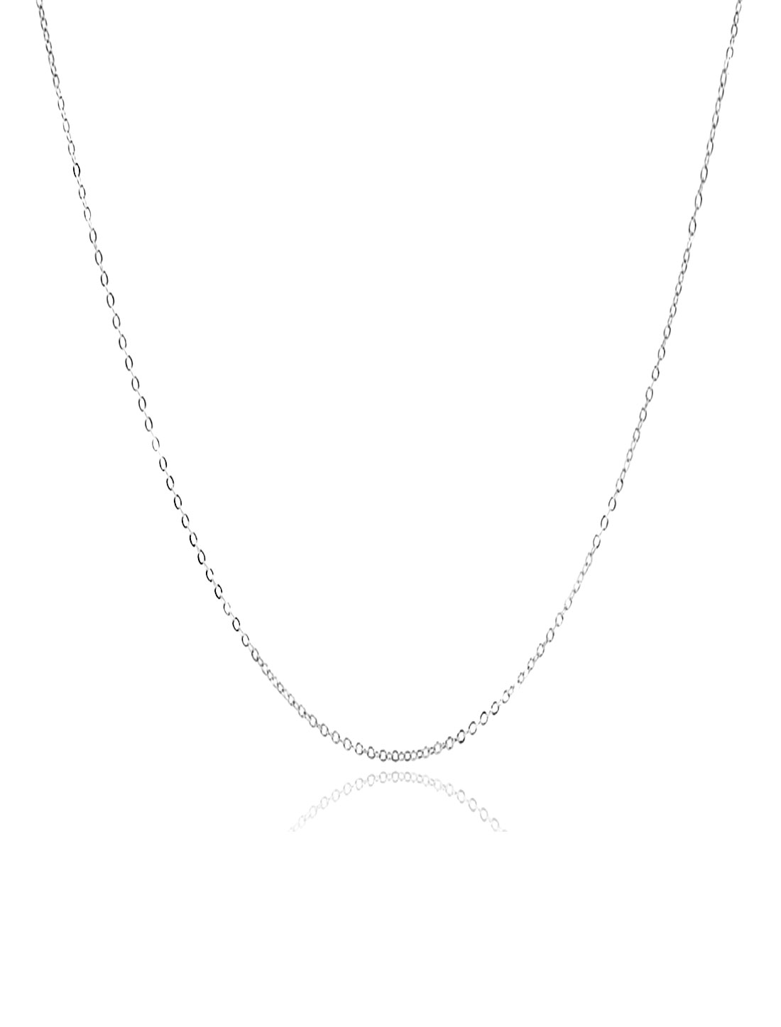 "Hot Fashion 18"" Silver Tone Chain Necklace for Pendant"