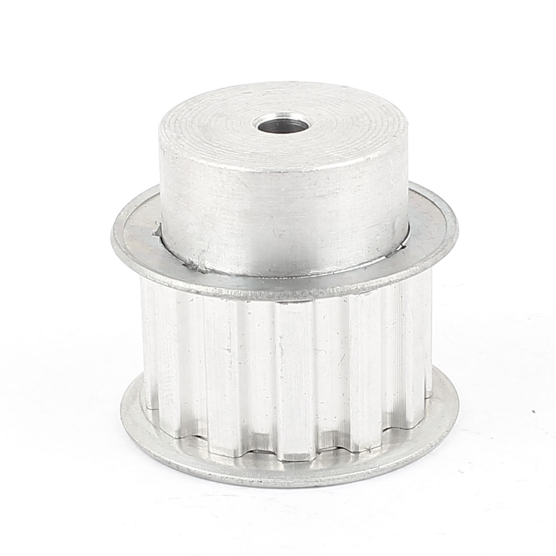 L12 12 Teeth 9.525mm Pitch 6mm Bore 21mm Belt Width Aluminum Synchronous Timing Pulley for Milling Machine