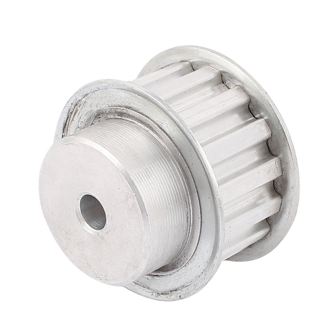 L15 15 Teeth 9.525mm Pitch 8mm Bore Aluminum Stepper Motor Drive Synchronous Timing Pulley for 21mm Belt Width