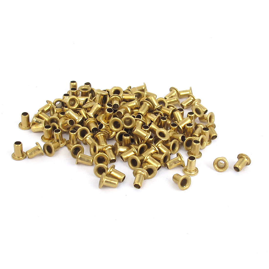 Bee Hive Box Nest Brass Eye Apiculture Beekeeping Copper Cap Tools 100pcs