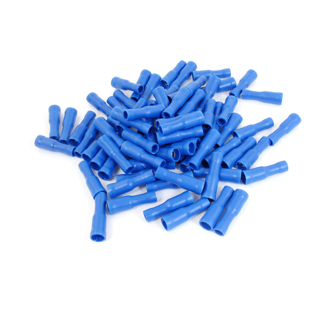 FRD2-156 A.W.G 22-16 Electric Cable Pre Insulated Terminal Joint Blue 75pcs