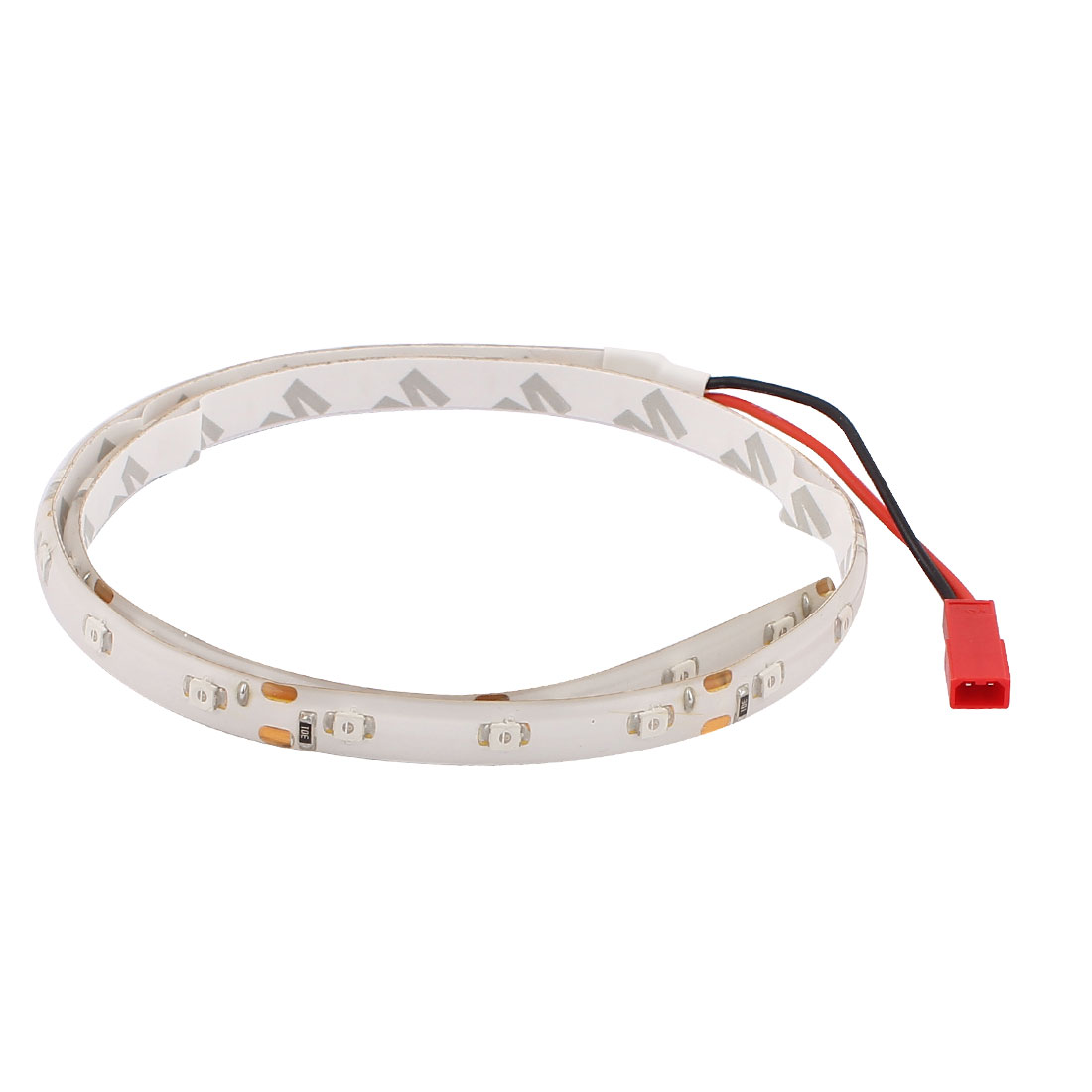 DC 12V 50cm Waterproof Red LED Night Navigation Strip Light for RC Model Airplane