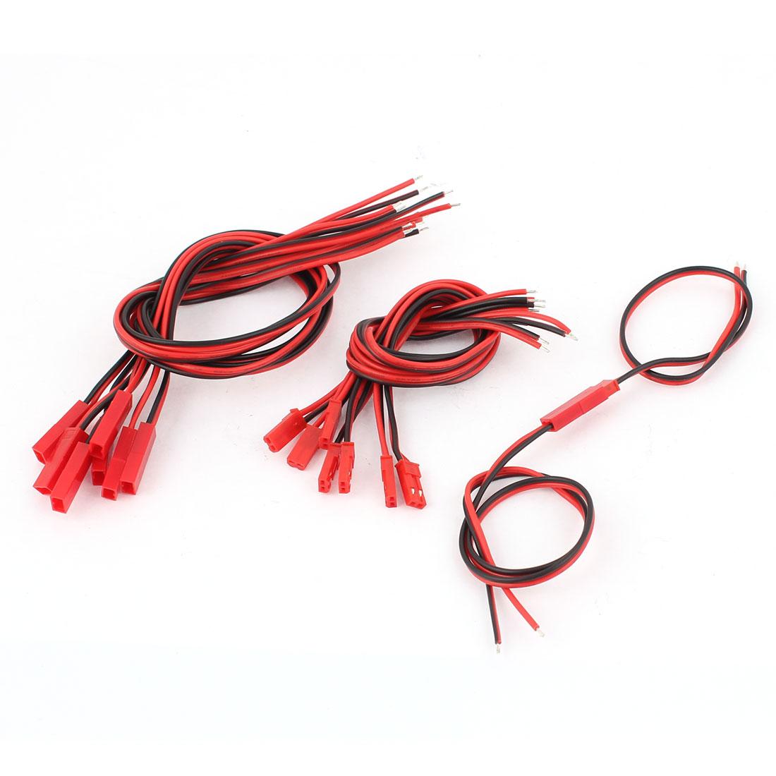 16pcs Male Female Connector JST Lead Socket Connector Cable Line