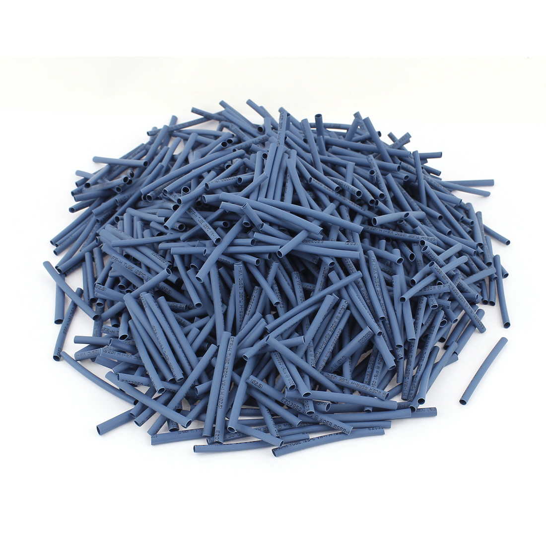 1000Pcs Assortment 2.5mm/3mm Dia 2:1 Heat Shrink Tube Sleeving Wrap Wire