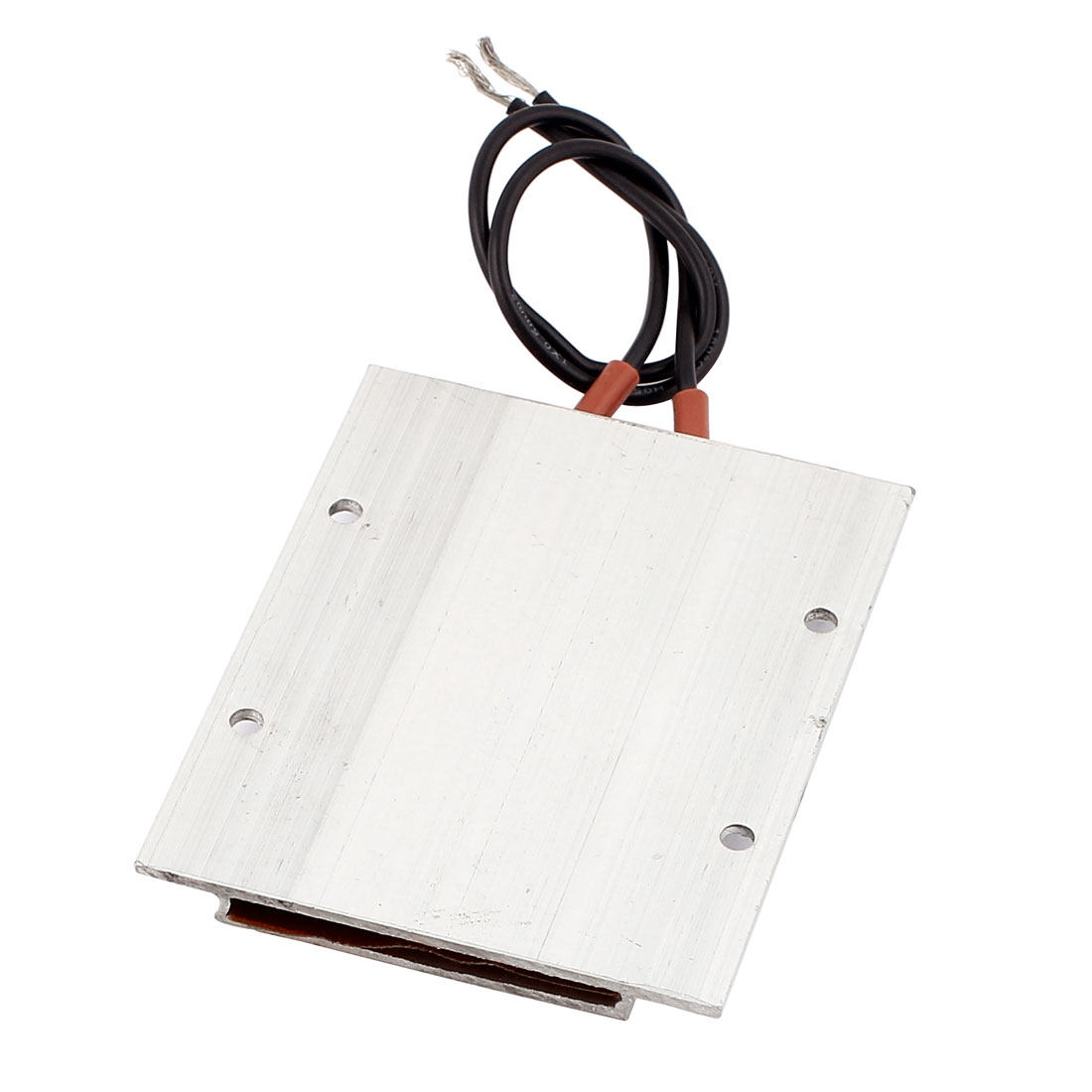 220V 30W Aluminum PTC Heating Element Thermostat Heater Plate