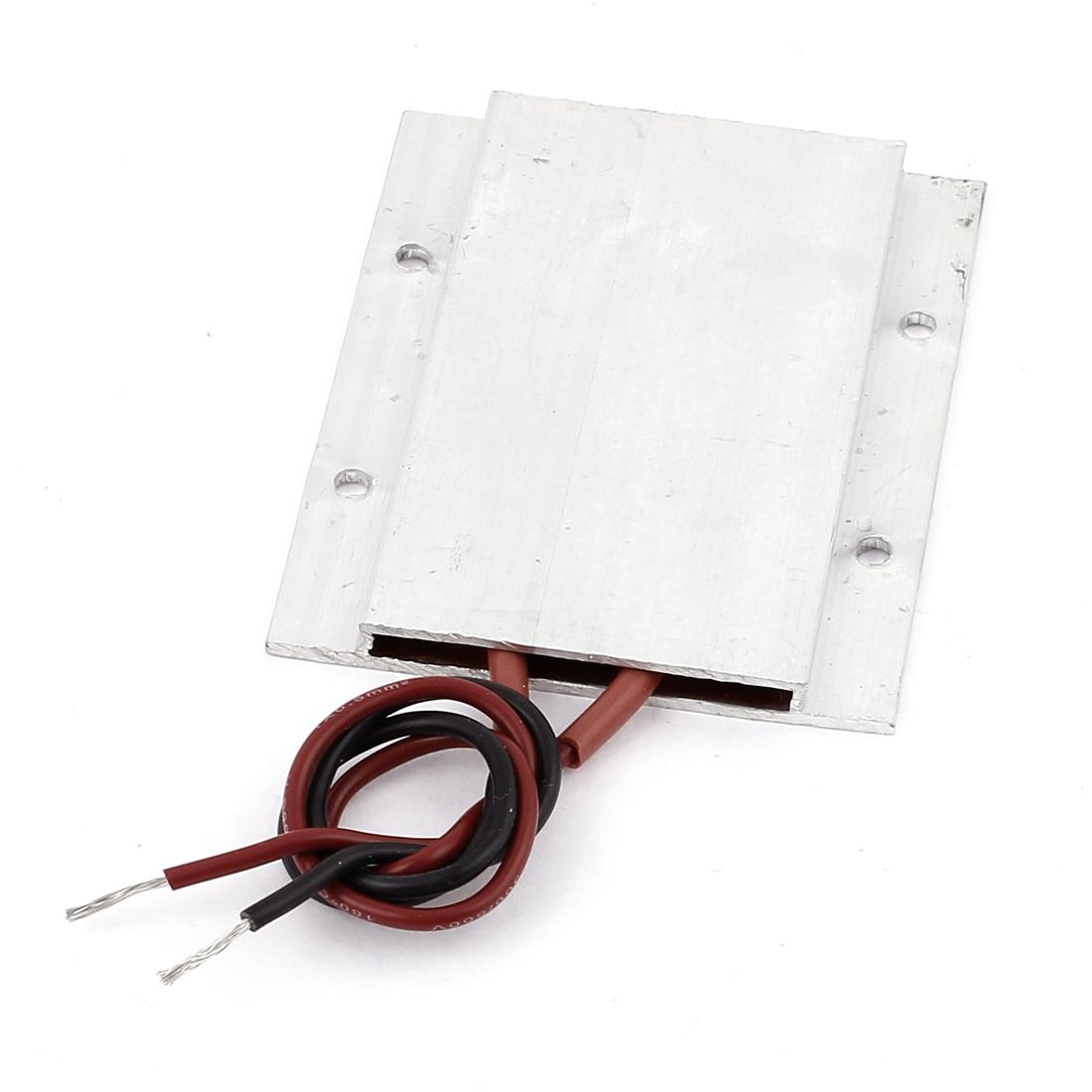 220V 105W 230C Aluminum PTC Heating Element Thermostat Heater Plate