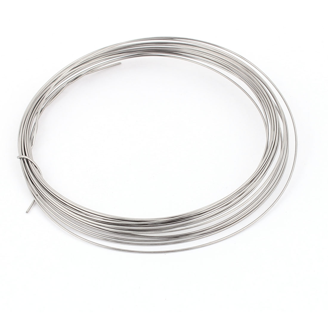 FeCrAl 1mm 18 Gauge AWG 0.45 Ohms/ft Heater Wire 7.5Meters