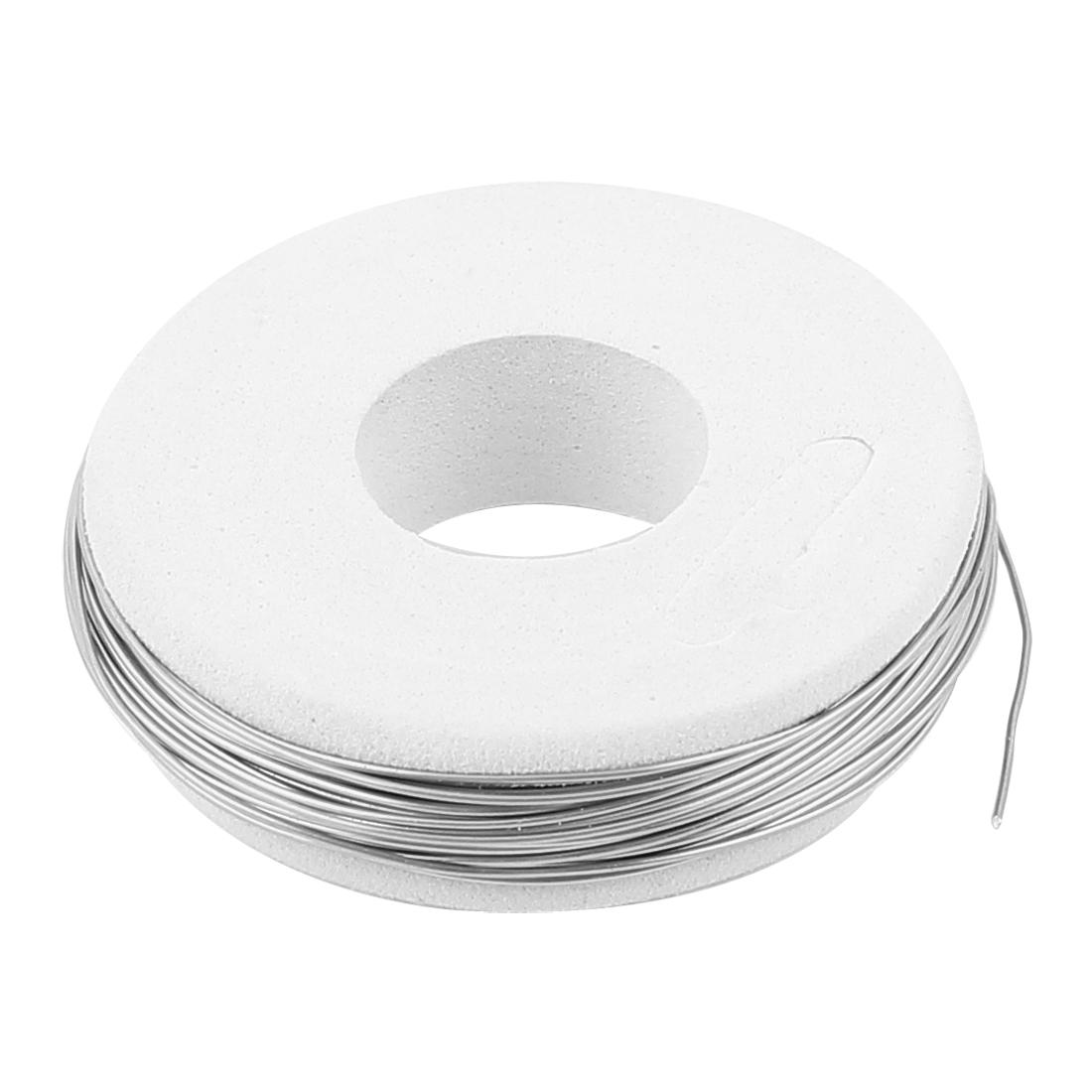 Nichrome 80 Round Heater Wire 0.5mm 24 Gauge AWG 24.6ft Heating Element