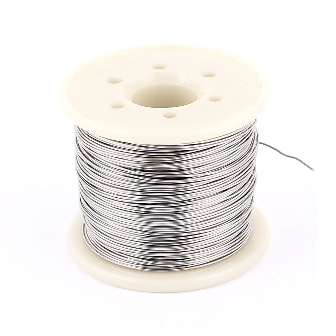 Nichrome 80 Round Wire 0.6mm 22 Gauge AWG 131.23ft Roll 3.997Ohm/m Heater